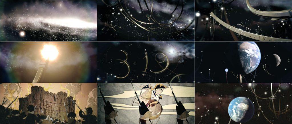 3:19 movie 3d title sequence Joss Monzon